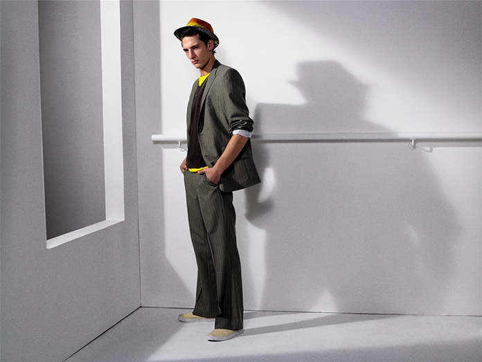 topman : photographer josh olins : stylist clare richardson