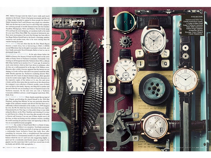 vanity fair : photographer james day